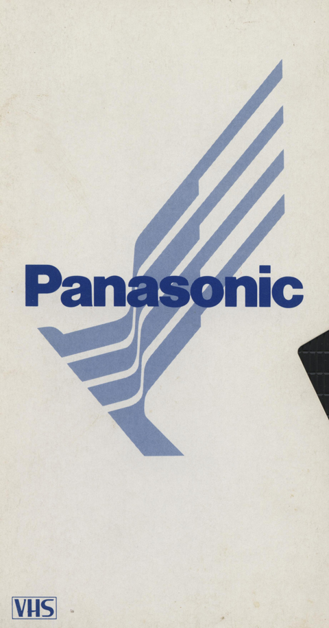 Panasonic VHS