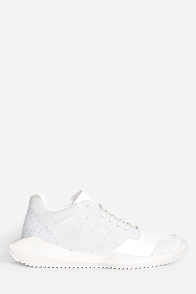 Tech Runner White