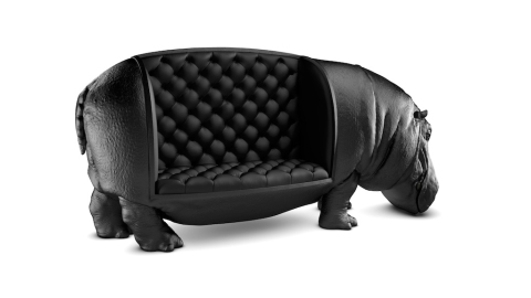 The Hippopotamus Chair