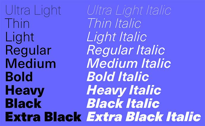 Ultra Light – Extra Black