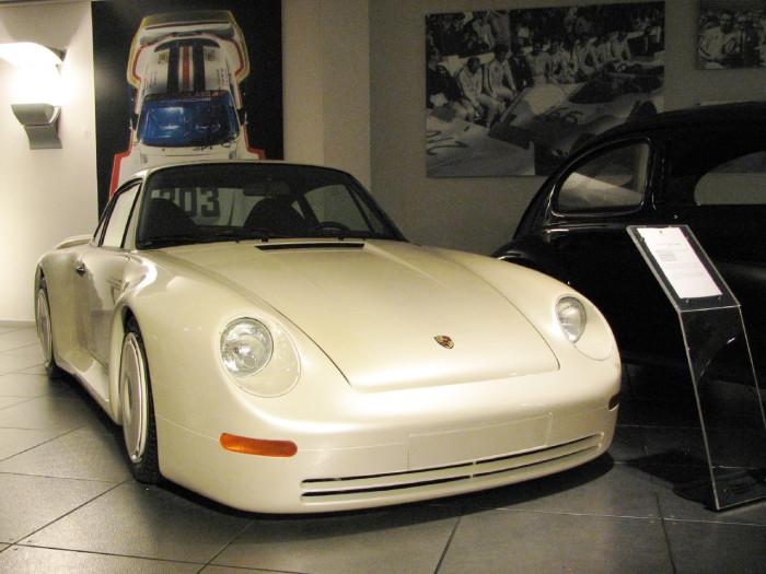 1983 Porsche 959 concept car