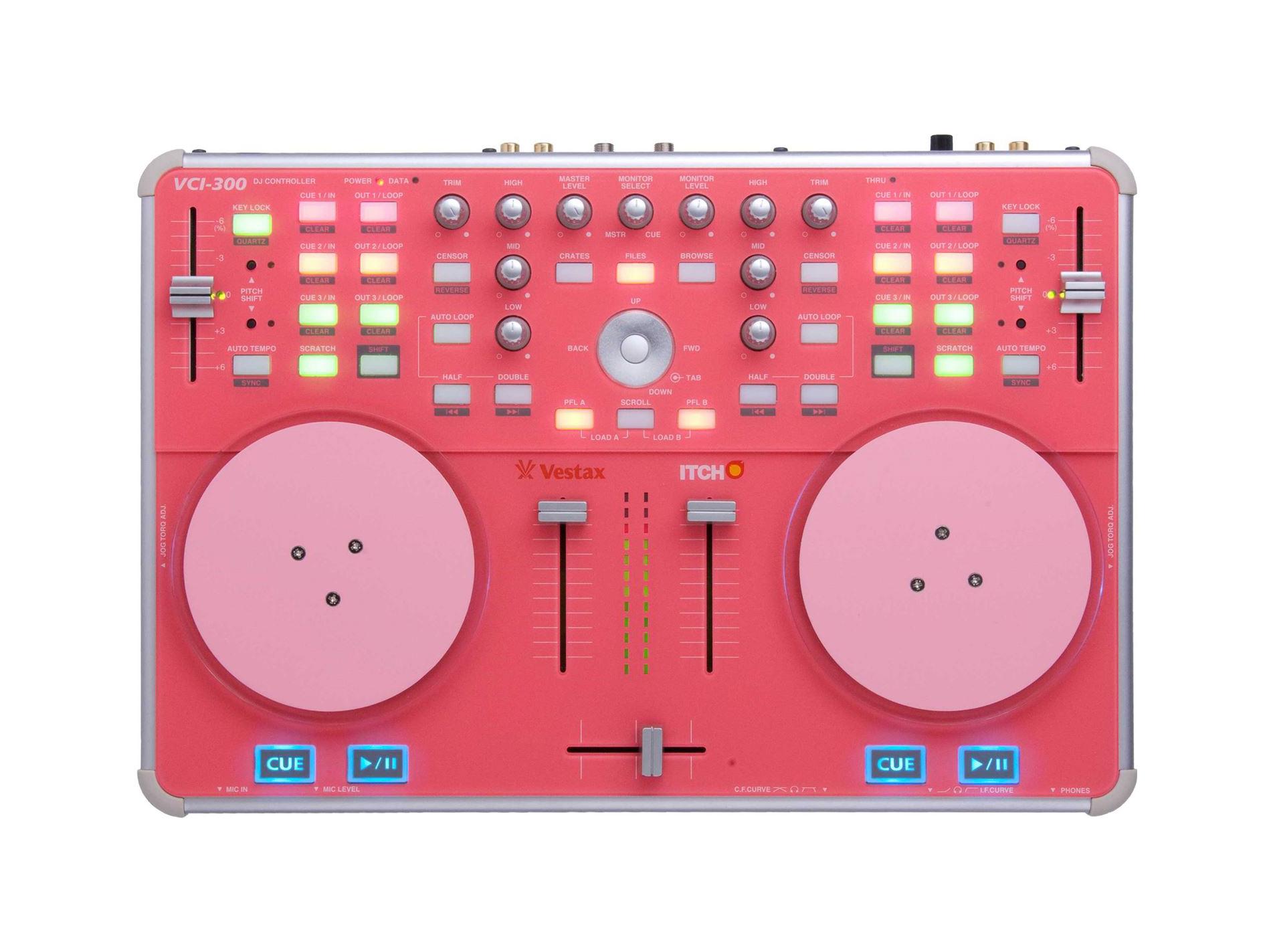 Vetsax VCI-300 LTD pink