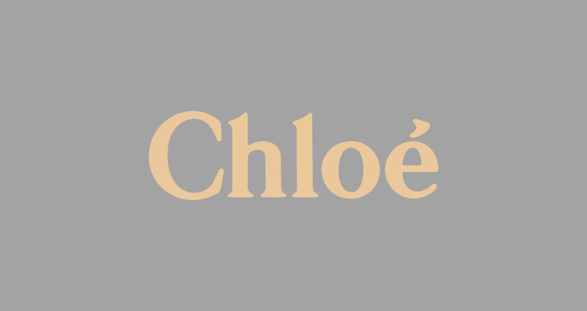 Логотип Chloé